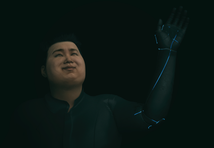 Cyberpunk Dictator
